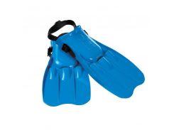 Ласты для плавания Intex 55930 Спорт Cиний (int55930)