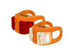 Велосвет KLS Twins Orange