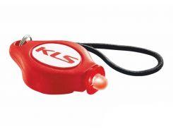 Мигалка задняя KLS Pulsar Красный
