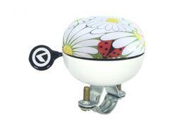 Дзвоник KLS Bell 60 white flower (hub_NnFO86541)