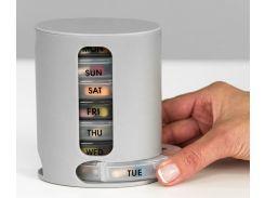 Органайзер для таблеток на 7 дней Pill Pro (4936)