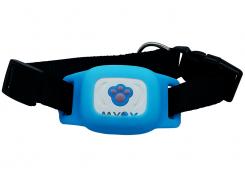 Ошейник GPS для кошек MYOX MPT-03CU Blue