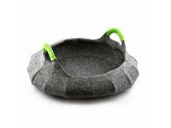 Корзина-лежак для животных Digitalwool Деко без подушки (DW-91-13-1)