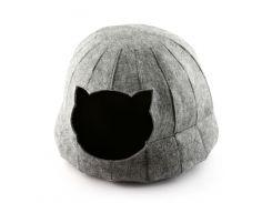 Домик для кошки Digitalwool Полусфера без подушки (DW-91-02-1)