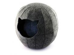 Домик для кошки Digitalwool Шар с подушкой (DW-91-01)