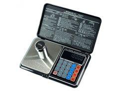 Весы цифровые мультифункциональные 6 в 1 Digital Precision DP-01 Pocket Scale (mdr_0153)