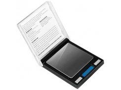 Весы цифровые MD-100  Mini Disk Series Pocket Scale Черный (mdr_0151)
