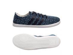 Кеди Adidas VS QT Vulc W 36 (22 см) Синій (LPzO52299)