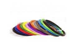 Набор ABC пластика для 3D ручки 18 цветов (gr006737)