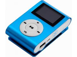 Плеер TOTO TPS-02 With display Earphone Mp3 Blue (48106)