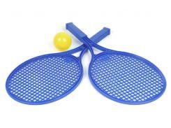 Детский набор для игры в теннис ТехноК 0380 Синий (37109)