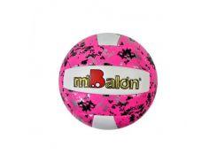 Мяч волейбольный miBalon F21947 21 см Розовый (50209)