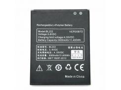 Аккумулятор BL222 для Lenovo S660/S668T 3000 mAh (01677)