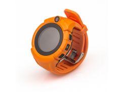Детские часы-телефон с GPS WONLEX Q610S Orange