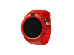 Детские часы-телефон с GPS WONLEX Q610S Red