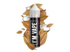 Премиум жидкость для электронных сигарет IM Vape Tobacco 60 мл 3 мг (IM041)