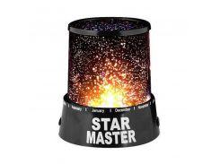 Проектор звездного неба UFT Star Master Черный (SM010)