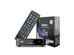 TV приставка U2C T2 Черный (T201)