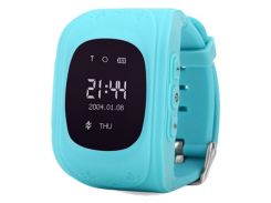 Смарт-часы Smart Baby Q50 Голубые (nri-2203)