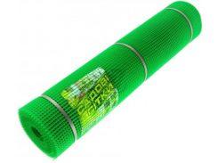 Сетка декоративная Клевер - 1.0 x 20 м (13 x 13 мм) Темно-зеленая (Д-13/1,0/20тз)