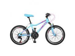 """Велосипед 20"""" Profi GW20CARE A20.2 Голубой (intGW20CARE A20.2)"""