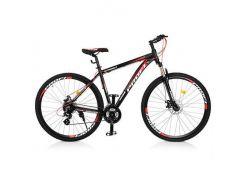 """Велосипед 29"""" Profi EB29SUPREME2.0 A29.1 Черно-красный (intEB29SUPREME2.0 A29.1)"""