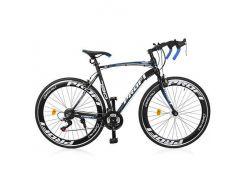 """Велосипед 28"""" Profi EB54MOVE A700C-2 Черно-синий (intEB54MOVE A700C-2)"""