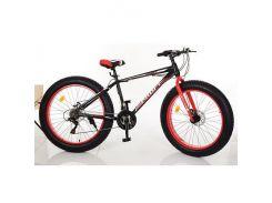 """Велосипед 26"""" Profi 1.0 S26.2 Черный (int1.0 S26.2)"""
