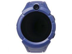 Детские часы с GPS Smart Baby Watch Q360-PLUS Синий (475)