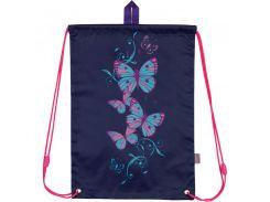 Сумка для обуви Kite Butterfly Фиолетовый (K18-600S-7)