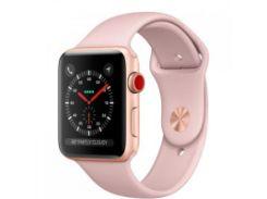 Apple Watch Series 3 Nike+ GPS + Cellular 38mm Silver w. Platinum/Black Nike B. (MQL52)