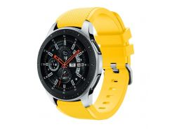 Ремешок New Generation для Samsung Galaxy Watch 46 mm Original Yellow (102353)