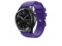 Ремешок Blimey для Samsung Gear S3 Frontier Original Purple (108675)