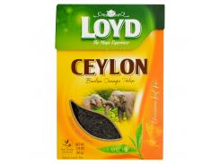 Чай черный листовой Loyd Ceylon 80 г (26.068)