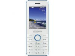 Maxcom MM136 White-Blue (8173557)