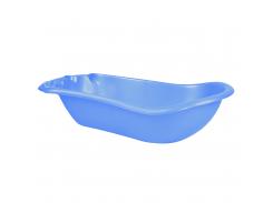 Детская ванночка с термометром Голубая (18-123074-1)