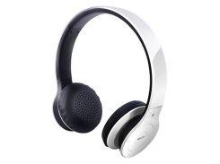 Наушники Bluetooth-гарнитура Gemix BH-07 White