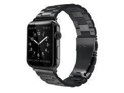 Ремешок New Generation для Apple Watch Series 2 Classic 42 mm Black (532654)