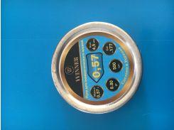 Пуля Свинцовая Winner острая 4,5 мм 0,57 г. Упаковка 250 шт