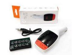 FM модулятор KD-626 с USB SD AUX пультом