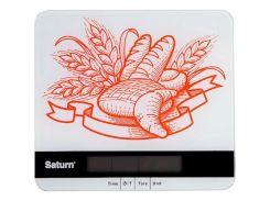 Электронные кухонные весы 5кг SATURN ST-KS7807