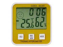 Термометр с гигрометром DC-107
