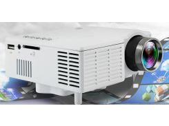 Портативный мультимедийный проектор Led Projector UC-28+