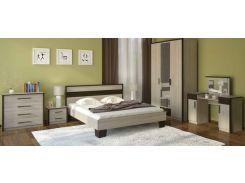 Модульная спальня Скарлет Сокме