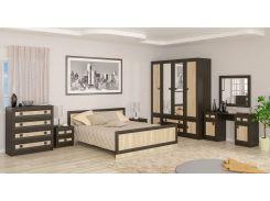 Спальня Даллас Мебель-сервис
