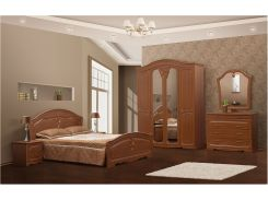 Спальня 4Д Луиза Світ Меблів