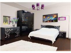 Спальня 4Д Фелиция Новая Світ Меблів