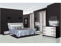 Спальня 6Д Бася Нова Світ Меблів