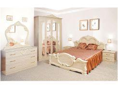 Спальня 4Д Империя Світ Меблів