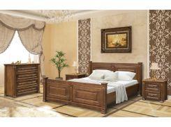 Спальня деревянная Милениум Мебель-сервис